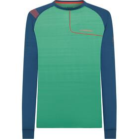 La Sportiva Tour Long Sleeve Top Men grass green/opal